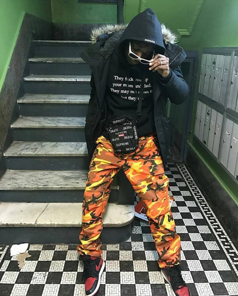 HTB1hnd.RFXXXXcNapXXq6xXFXXXC - FREE SHIPPING Women Camouflage Pants JKP040