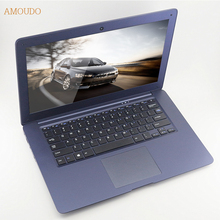 Amoudo-6C Plus 14inch Intel Core i7 CPU 4GB+64GB+750GB Dual Disks Windows 7/10 System 1920x1080P FHD Laptop Notebook Computer