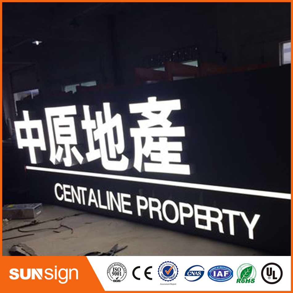 Wholesale Metal Letter Signs LED Channel Signs