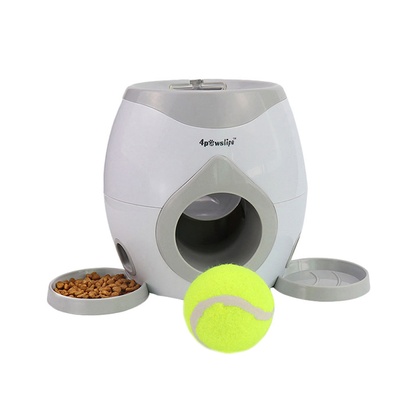 Automatic Throwing Pet Tennis Ball Toys
