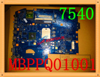 Original For ACER ASPIRE 7540 Motherboard MBPPQ01001 JV71 TR8 48 4FP03 01M DDR2 100 Work Perfectly