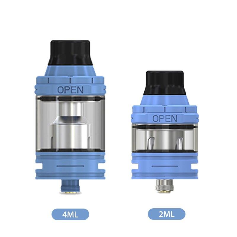 D'origine Eleaf IKonn 220 Kit vaporisateur W/ELLO 2 ml/4 ml Atomiseur Réservoir E Cigarette 220 W IKONN MOD VS Alien MOD n ° 18650 batterie - 2