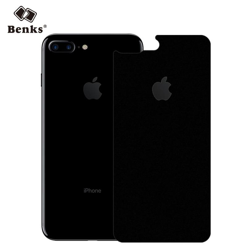 <font><b>Benks</b></font> 0.23mm Back <font><b>Tempered</b></font> <font><b>Glass</b></font> Prorector for iPhone 7 2.5D full <font><b>Curved</b></font> Edge <font><b>Protective</b></font> <font><b>Film</b></font> For iPhone 7 Plus Case & tools