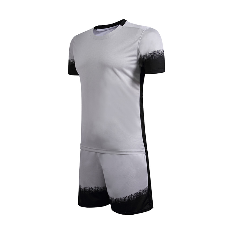 Wholesale new style soccer jerseys sportswear polyester cheap soccer  uniforms sets football shirts-in Soccer Sets from Sports   Entertainment on  ... f98ed05a6