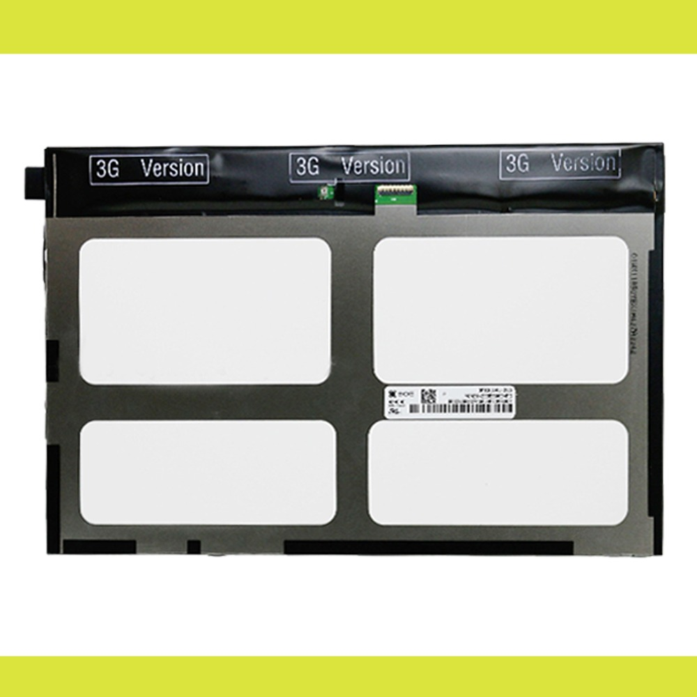 Original and New 10.1inch LCD screen BP101WX1-207 47-6001070 for Lenovo A7600-F tablet pc Free Shipping free shipping original 9 inch lcd screen cable numbers kr090lb3s 1030300647 40pin