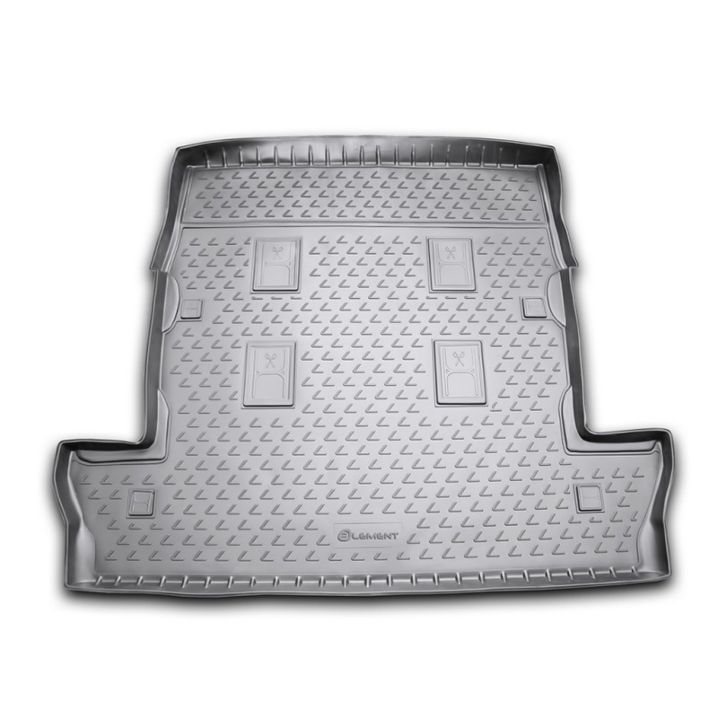 Mat rear trunk lid cover trim For LEXUS RX350 2009-2015, cross. For full запаски (polyurethane) fresh style back criss cross one piece floral swimwear for women