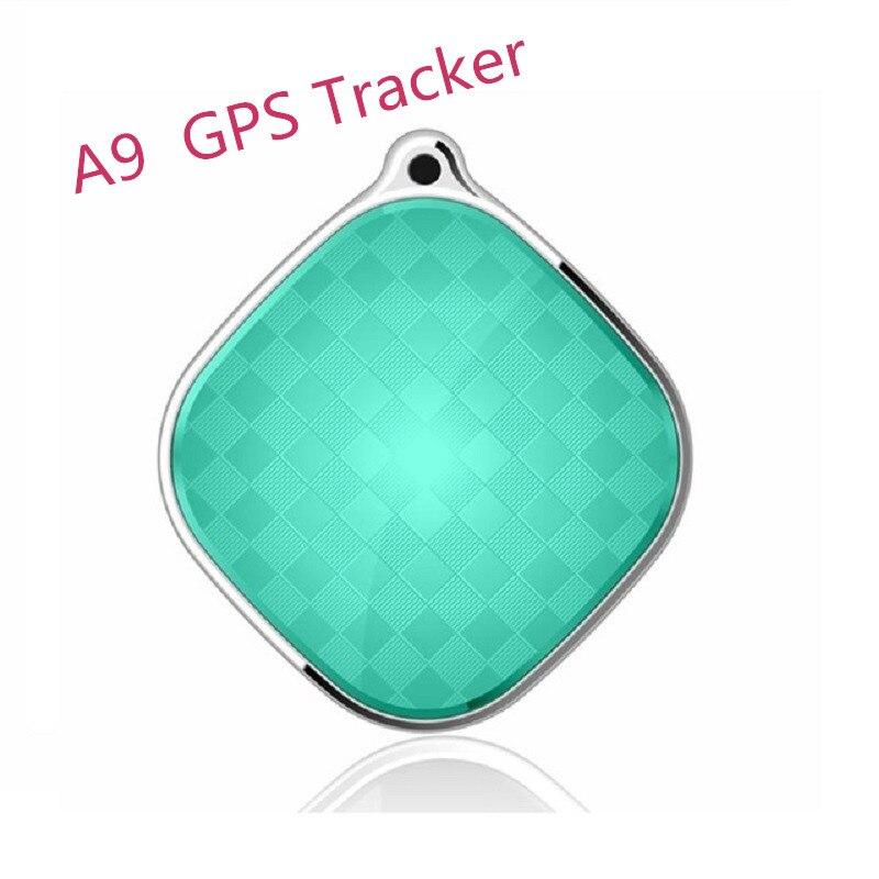 Mini GPS GPS Tracker A9 Bluetooth GPS pro děti Dětská domácí zvířata Kočky Psi Vozidla S Google Maps SOS Alarm GSM GPRS Tracker