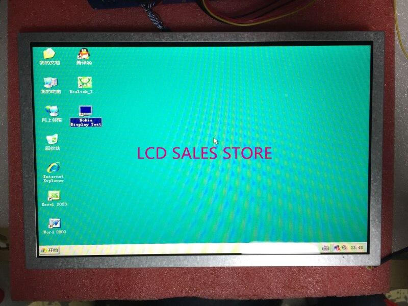 ORIGINAL  G121EAN01.3  12.1 INCH LED BACKLIGHT TFT LCD DISPLAY SCREEN 1280*800