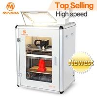 2016 NEW Professional Manufacturer 3D Printer in China , imprimante 3d for 300*200*200mm, 3d metal frame printer machine