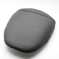 Black Rear Pillion Passenger Seat Cover For SUZUKI SV400 SV650 1998 1999 2000 2001 2002