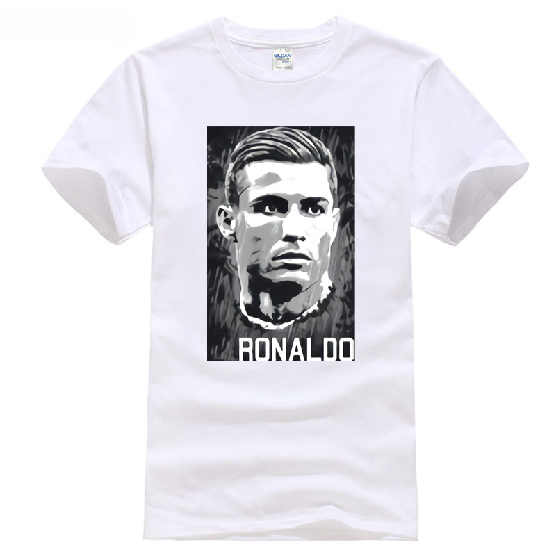 Print Tee tShirt Club 2018 Kroos footballer player Benzema Isco zidane Ramos Bale ronaldo Madrid europe league 7