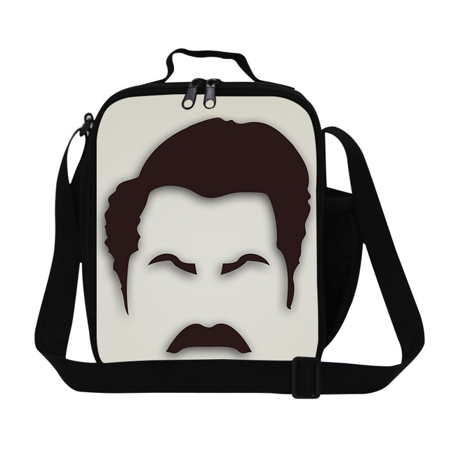 Fashion Cartoon Lunch Bag For Kids Girls Lunch Box Termica Lancheira Children Thermal Meal Package Keep Warm Students Food Bag
