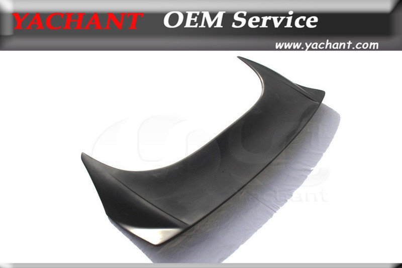 Car-Styling Carbon Fiber Rear Spoiler Fit For 99-02 <font><b>Skyline</b></font> <font><b>R34</b></font> GTR <font><b>GTT</b></font> 2D Bomex Style Rear Spoiler Wing image