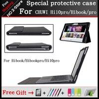 Original High quality Business Folio stand keyboard case For CHUWI Hi10 Pro / HiBook /Hibook Pro 10.1 inch Tablet PC