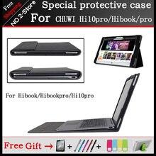 Original High quality Business Folio stand keyboard case For CHUWI Hi10 Pro HiBook Hibook Pro 10