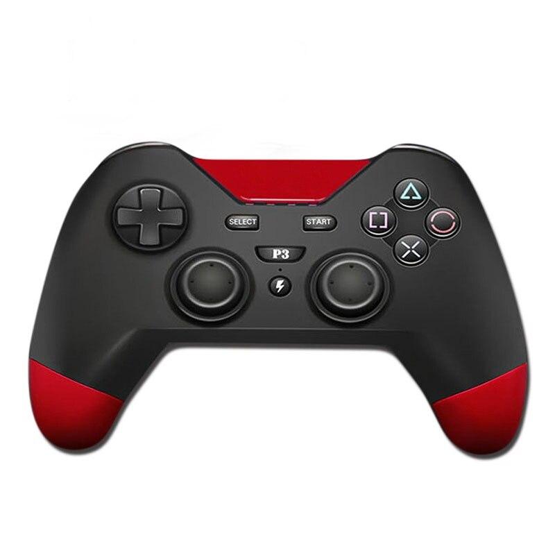 Novo Sem Fio Bluetooth SIXAXIS Controlador Gamepads Para PS3 Gaming e Vibração para Playstation 3 e PC Jogos De Vídeo