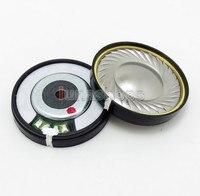 LN004867 1 Pair 32Ohm Dia 40mm Speaker Unit For DIY V moda Headset Headphone