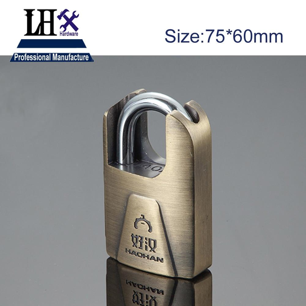 LHX DMMS51 cadenas pour porte armoire 60mm