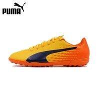 Original New Arrival 2017 PUMA EvoSPEED 17 5 TT Men S Football Soccer Shoes Sneakers