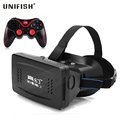 RITECH II 3D VR Virtual Reality Glasses Google Cardboard Magnet Box VR Glasses for 3.5-6 inch Smartphone + T3+ Bluetooth Gamepad