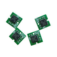 Stable quality permanent chips for Epson SC F6080 F6280 F7080 F9080 F7280 F9280 ink cartridges chips T7421 T7424