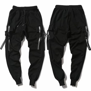 Зимние мужские спортивные штаны-карго, большие размеры 7xl 8XL, повседневные длинные брюки-хип-хоп с эластичной резинкой на талии, большие воен...