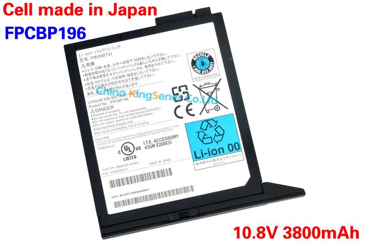 Prix pour Nouveaux médias batterie Bay FPCBP196 pour Fujisu Lifebook T901 T900 T5010 T731 T4410 E780 E8420 S710 S7220 S751 FMVNBT31 FPCBP196AP