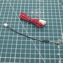 M3 Damızlık Vida-In termistör 100 K NTC 3950 Rerap için 3D Yazıcı ekstruder-Anet/Wanhao Makinesi