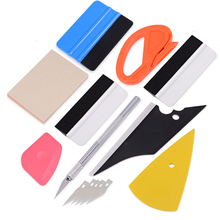 EHDIS Car Stickers and Decals Styling Tools Set Vinyl Film Wrap Squeegee Knife Cutter Window Tinting Scraper Accessories
