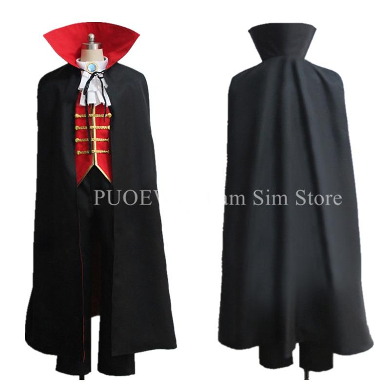 Boku No Hero Academia My Hero Academia Todoroki Shoto Halloween Hallowmas Cloak Coat Vest Pants Uniform Outfit Cosplay Costumes