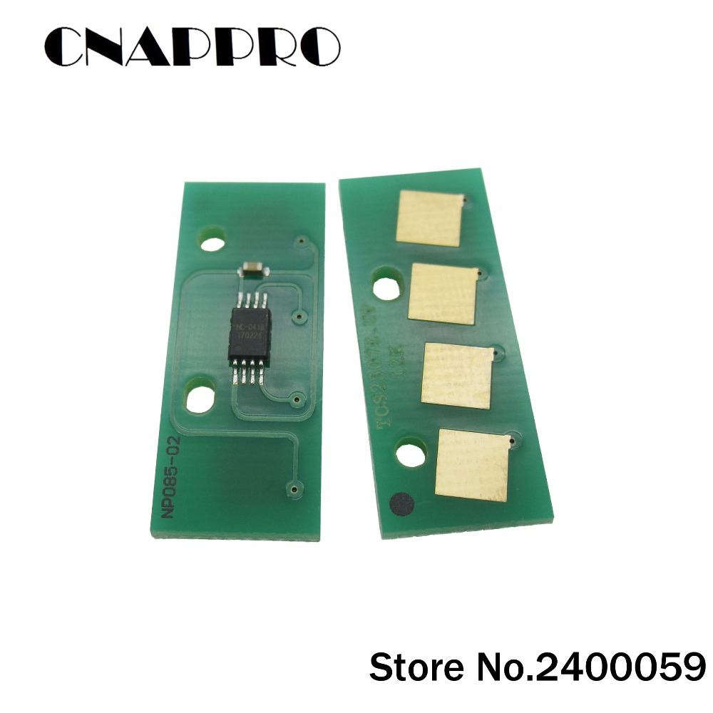 8 Toner Chip for HP Color Laserjet pro cp5520n//dn//xh cp5525n//dn//xh CE270A CE273A