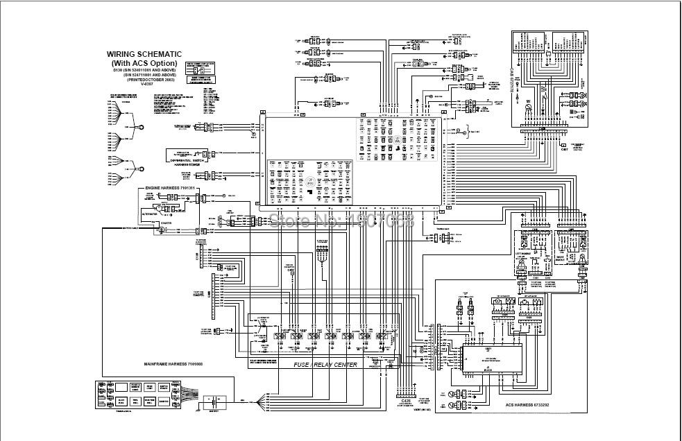 Bobcat 226 Wiring Diagram Wiring Diagram