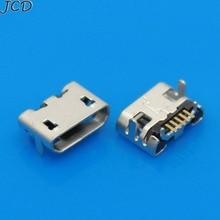 JCD 10 unids/lote para Lenovo Tab 2, A10 30, TB2, X30F, A7 50, puerto de carga USB, conector Jack