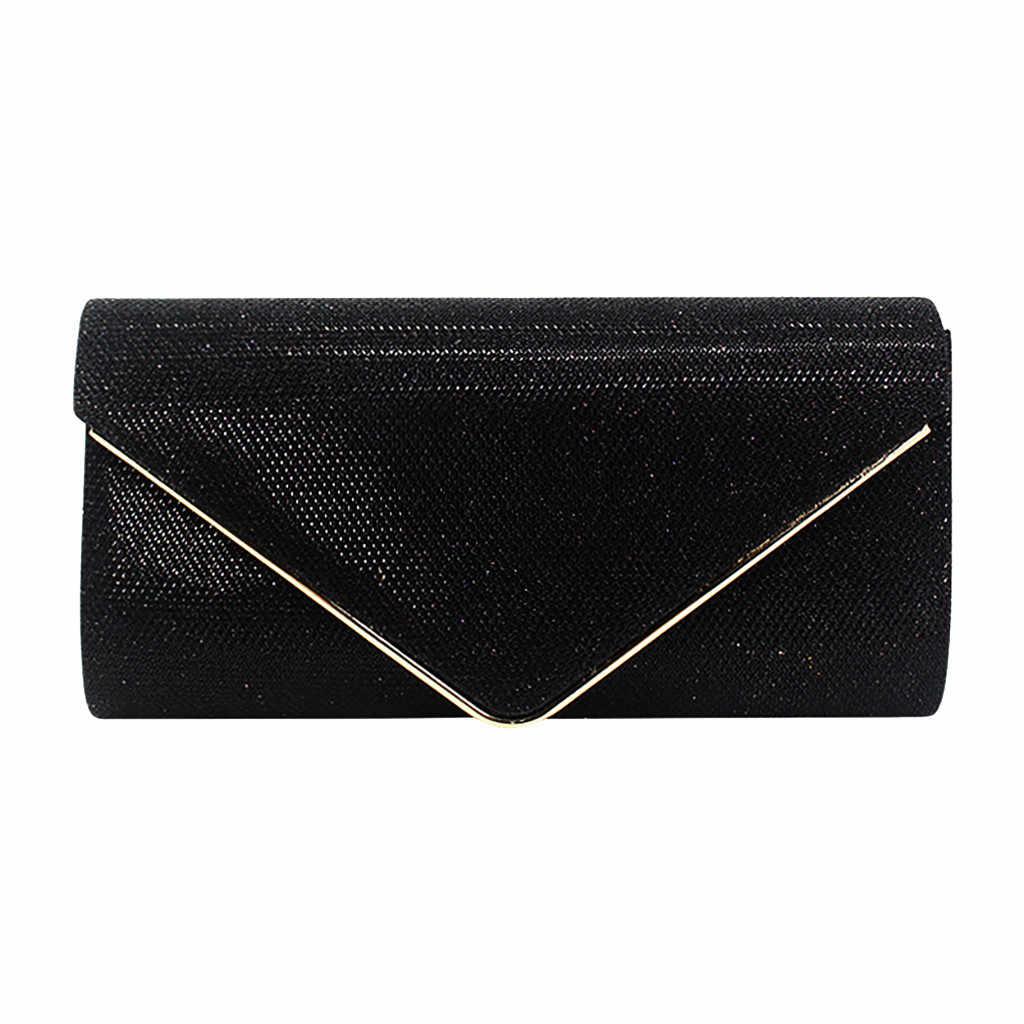 OCARDIAN-Handtaschen frauen tasche über schulter Damen Fashion Square Farbe Intrigue Kette Kupplung Umschlag Abend Taschen Luxus 6J19