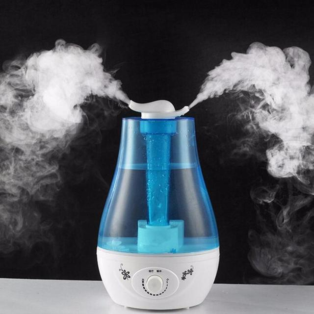 Hot Large Capacity 3l Ultrasonic Humidifier Essential Oil Diffuser