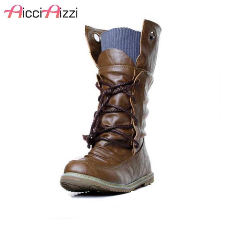 women flat half short  boots winter  botas footwear fashion cross strap round bohemia toe warm boot shoes P19357 size 34-43women flat half short  boots winter  botas footwear fashion cross strap round bohemia toe warm boot shoes P19357 size 34-43