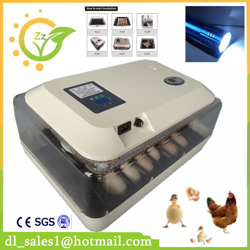 CE Certificate Poultry Hatchery Machines Automatic Egg Turning 220v Hatching Incubators For Sale small chicken poultry hatchery machines 48 automatic egg incubator 220v hatching for sale