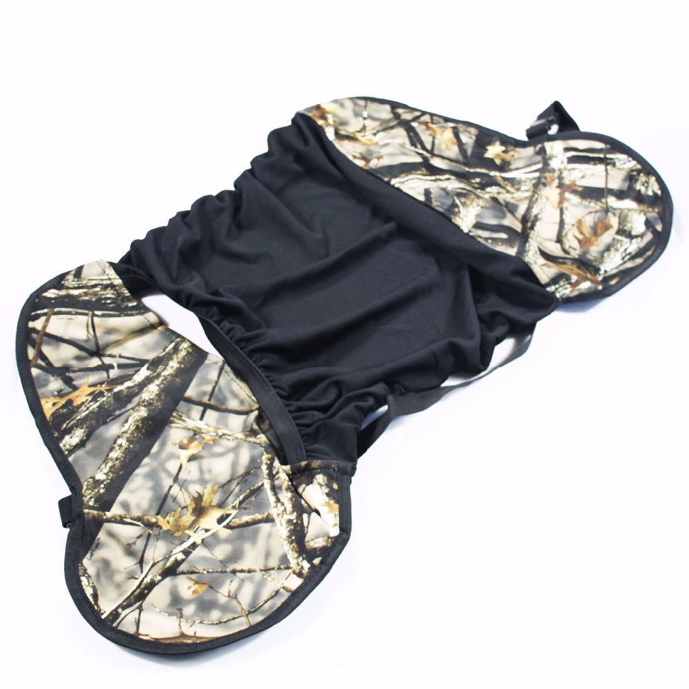Camouflage Black Compound Bow Bag Carrier Bow Bag/Case for Archery Hunting Pouch Holder Quiver