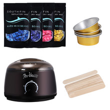 Wax Removal Machine Wax Warmer Heater Pot Machine Kit 400g W