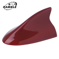 Ramble Brand Car Shark Fin Antenna For Hyundai IX35 Santafe Tucson Veracruz I30 I20 Auto Replacement Parts Radio Signal Aerials