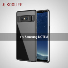 For Samsung Galaxy Note 8 Case Hard Back Cover for Samsung Galaxy Note 8 Cases KOOLIFE Brand Phone Case for Samaung Note8 Cover