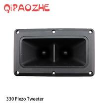 2Pcs Piezo Tweeter Piezo Treble Speakers Piezoelectric Audio Speaker Buzzer DIY Home Theater Sound System 20mm piezo transducer buzzer 10 pcs