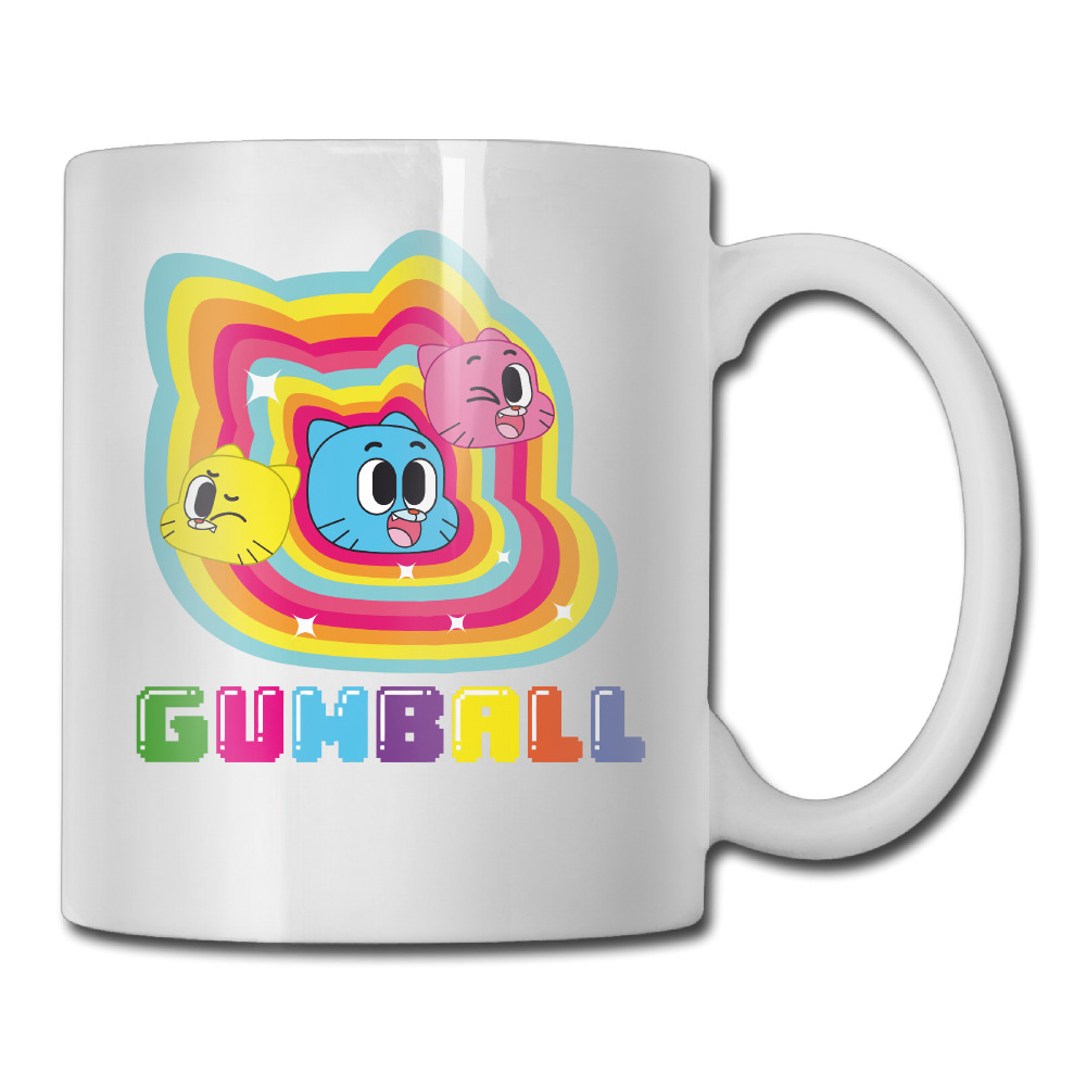 Peculiar Gumball Coffee Mug Kids Tazas Ceramic World Gumball Coffee Mug Kids Tazas Ceramic Tumblercaneca Tea Mugs From Home Garden On Alibaba Group World