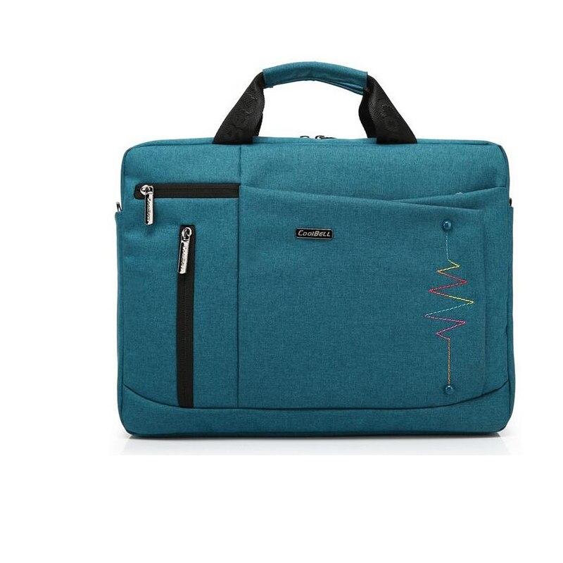 14.4 15.6 inch Laptop Bag Men Women Notebook Bag Waterproof Computer Bag Laptop Briefcase Shoulder Messenger Bag