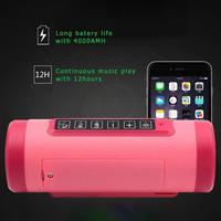 BT Speaker Outdoor Waterproof Wireless Bluetooth Card Insertion Speaker Car Riding Audio Speaker Radio