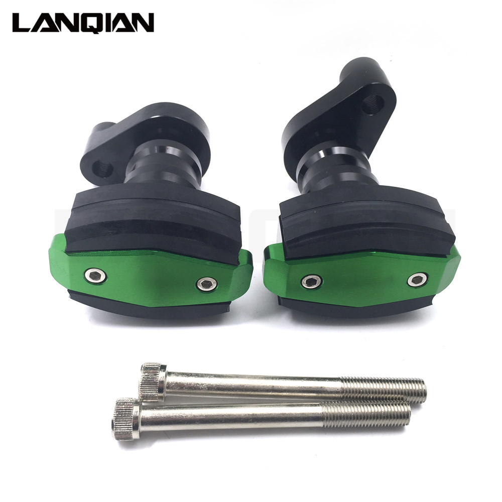 CNC Motorcycle Frame Sliders Crash Protector Engine Guard protection For KAWASAKI Z1000SX 2011 2012 2013 2014 motorcycle accessories cnc engine cover frame sliders crash protector for kawasaki z1000sx z1000 sx 2014 2013 2012 2011
