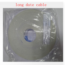 free shipping!!! 10pcs/lot top quality printer date cable 20pin for challenge and wit color long flat