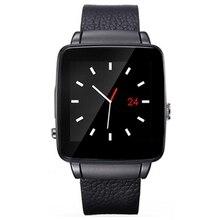 Hohe Qualität Smart Uhren Bluetooth Drahtlose Uhr Smartwatch Mit die Runde Led-anzeige Antwort Dfü Anrufen für IOS & Android