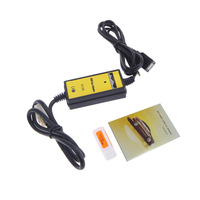 Professional Auto Car USB Aux In Cable Adapter MP3 Player Radio Interface For Toyota Camry Corolla