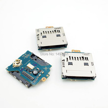 New SD+MS memory card board repair parts for Sony NEX-5R NEX-5T NEX5R NEX5T Camera
